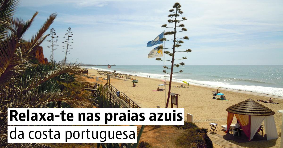 As melhores praias de Portugal com Bandeira Azul