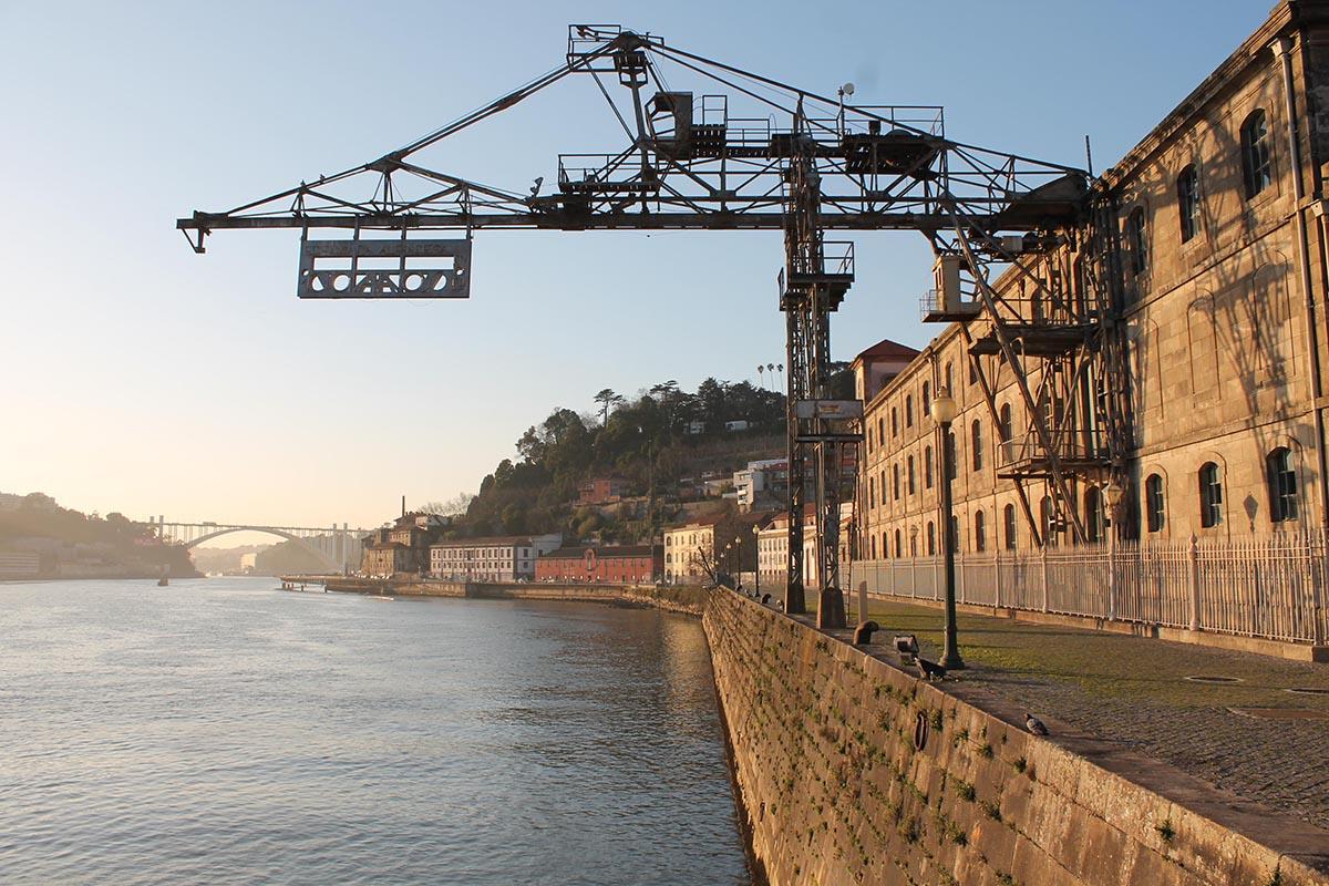 Alfândega Nova do Porto é um dos 65 espaços que pode ser visitado / Open House Porto