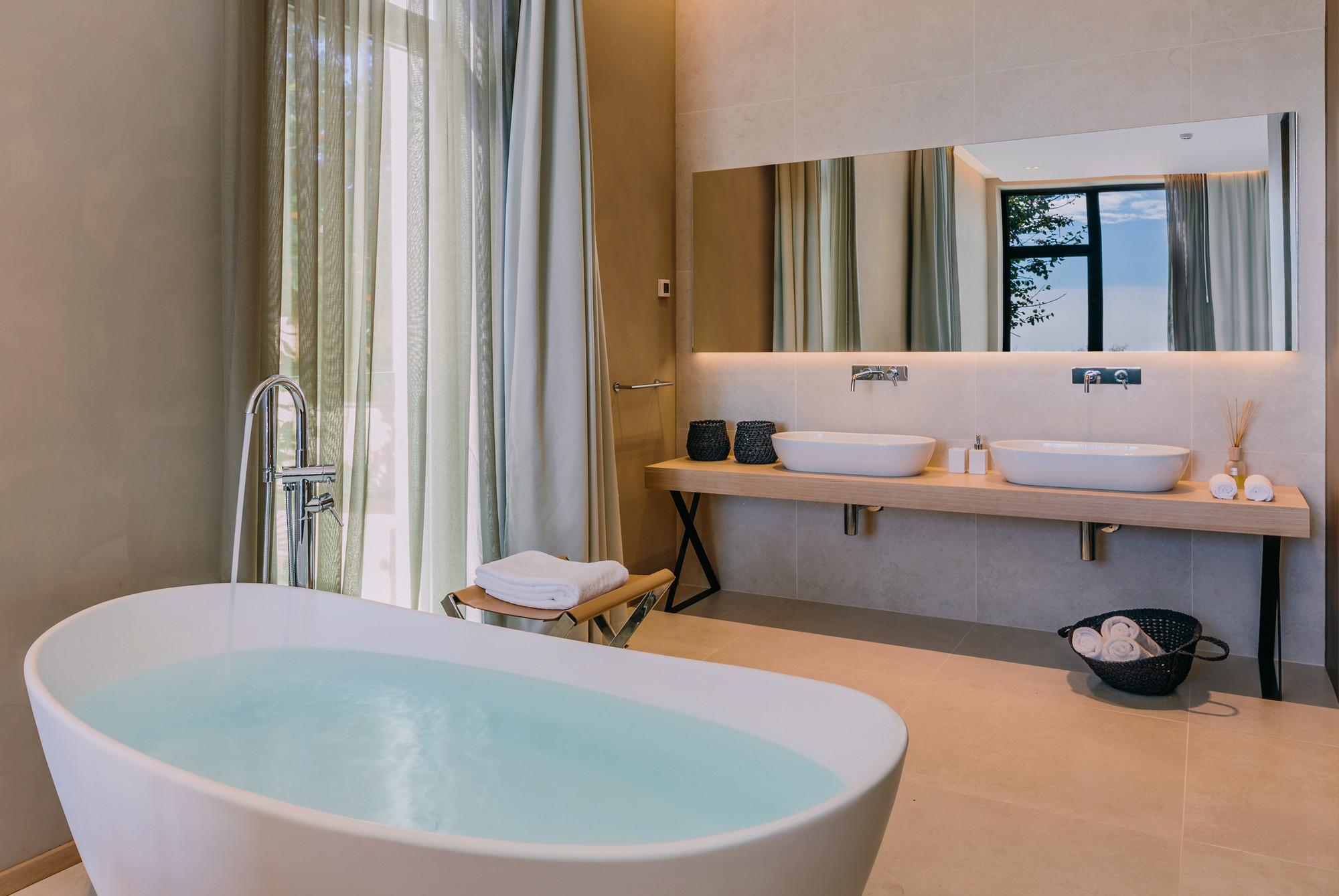 Uma casa de banho...