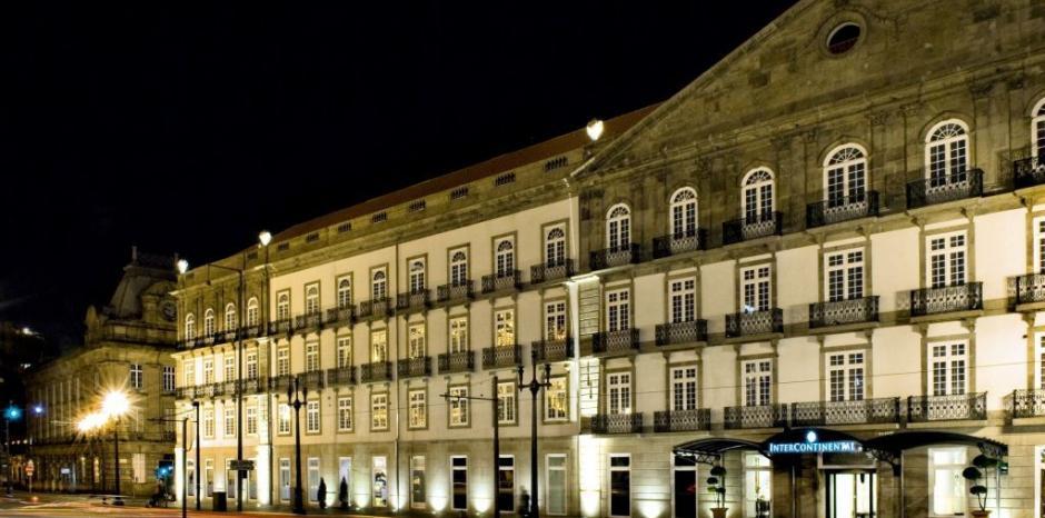 Palácio das Cardosas era um dos ativos mais apetecíveis da cidade do Porto / Hotel-Ds.Com