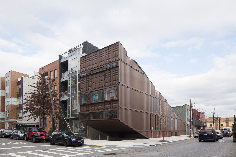 Carroll House / LOT-EK (EUA)
