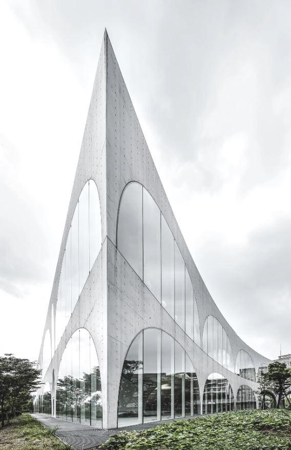 Os arcos imponentes