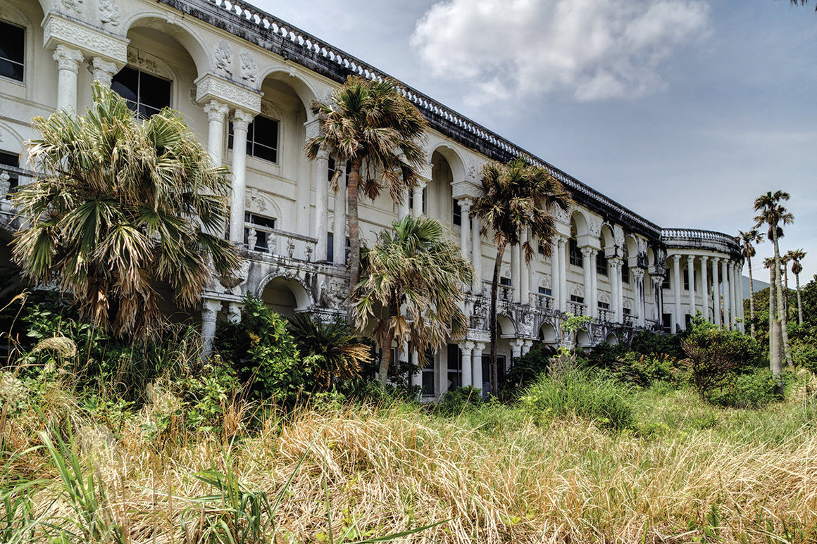 Resort em Hachijo Island