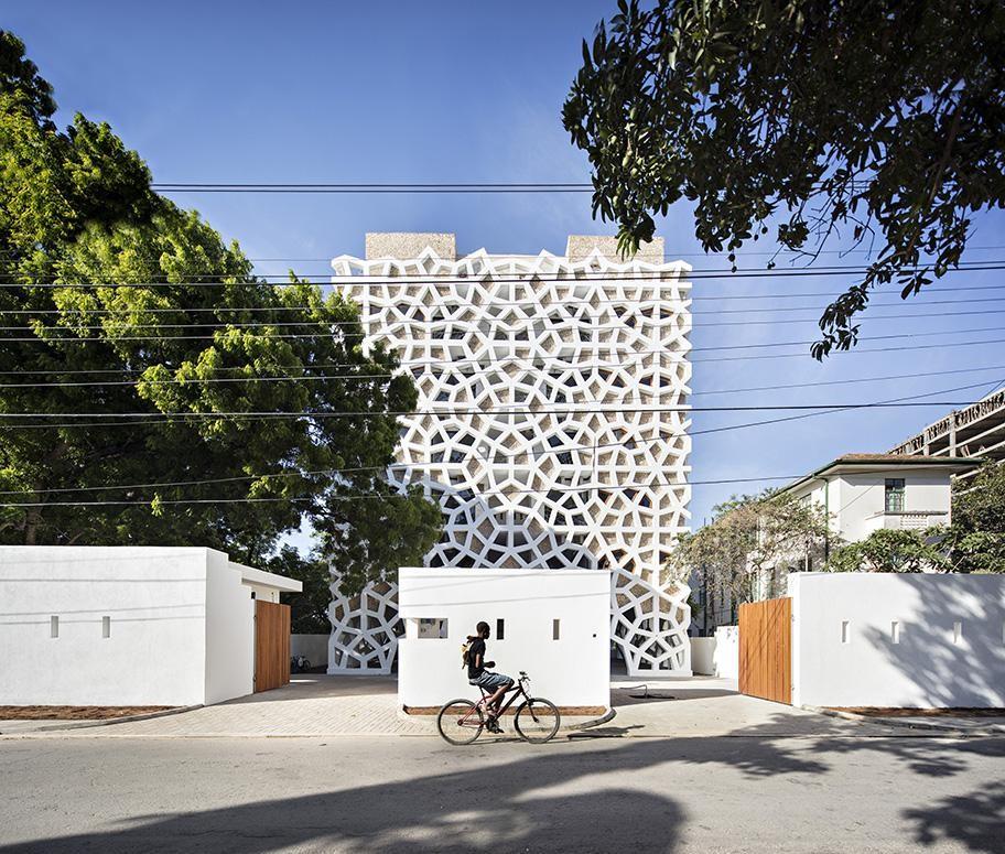 Casas protegidas por estruturas ósseas