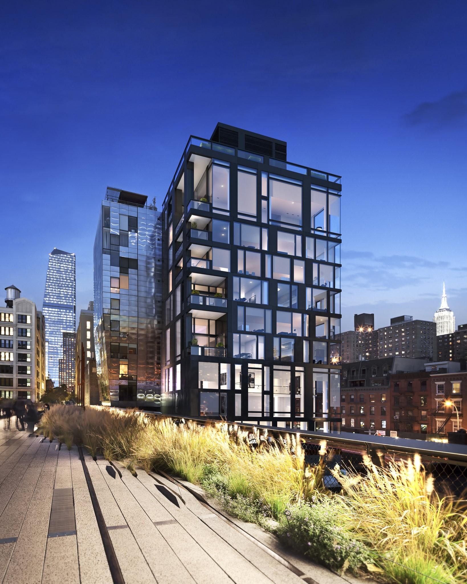 O edifício The Getty, que vai nascer na zona de Chelsea  / The Getty/Victor Group