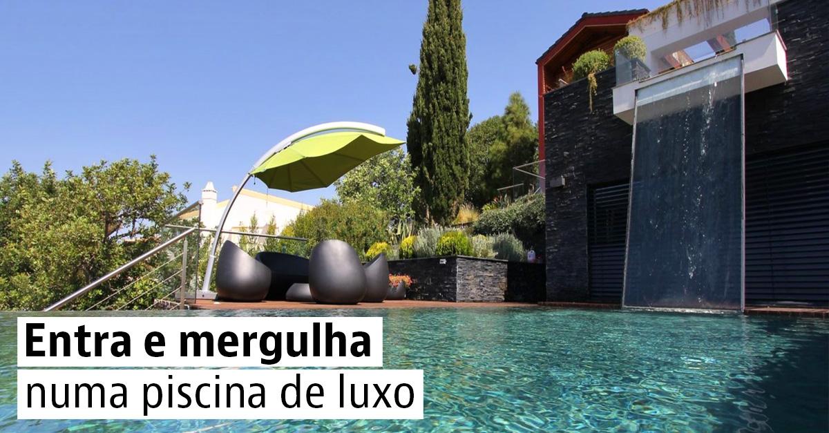 15 casas com piscinas de sonho