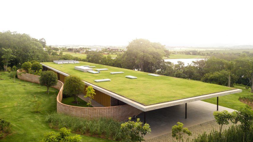 Planar House em São Paulo (Brasil)