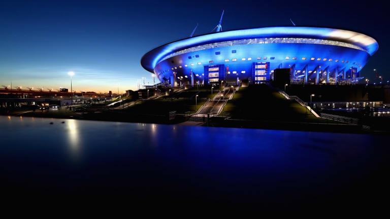 Estádio de São Petersburgo
