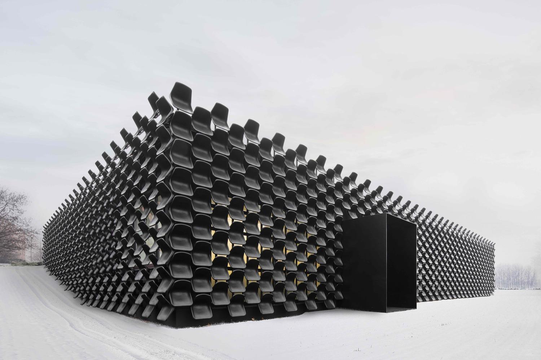 Galeria de móveis / CHYBIK+KRISTOF (República Checa)