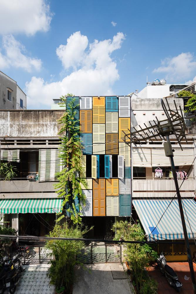 Vegan House / Block Architects (Vietname)