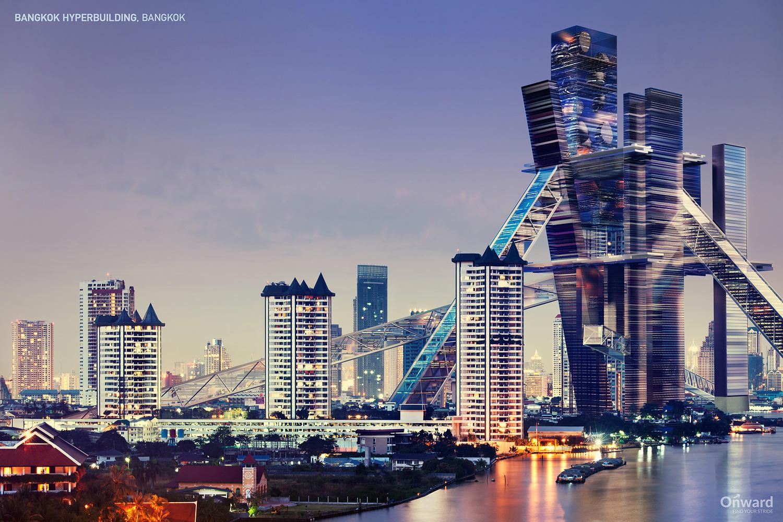 Bangkok Hyperbuilding – Banguecoque, Tailândia