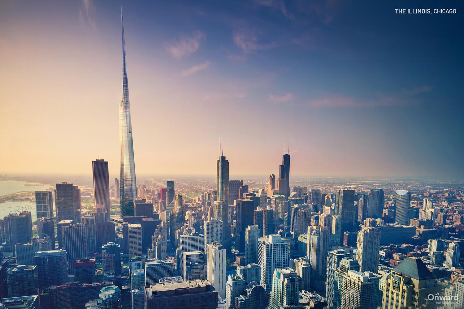 The Illinois – Chicago, EUA