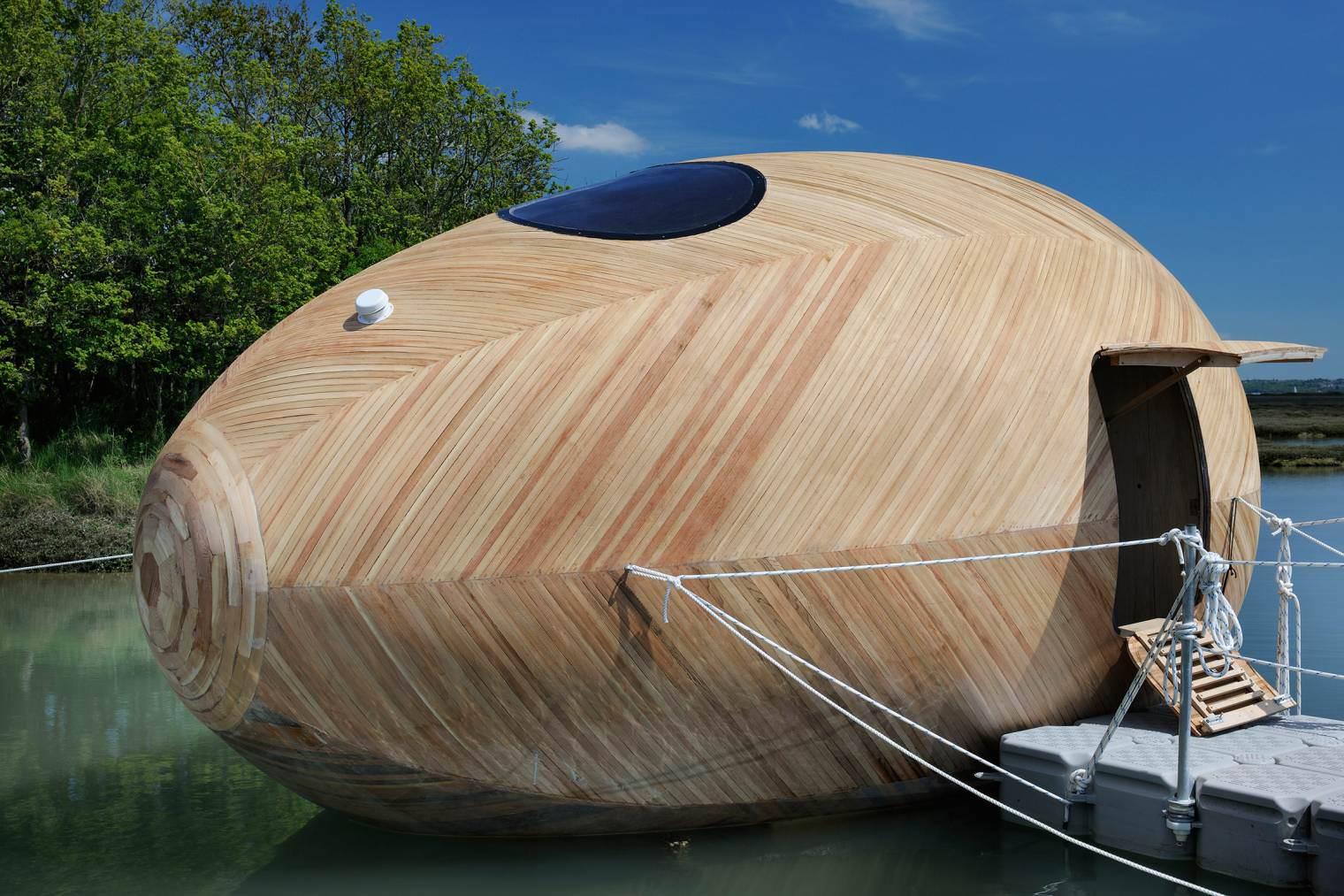 Uma casa ou um barco?