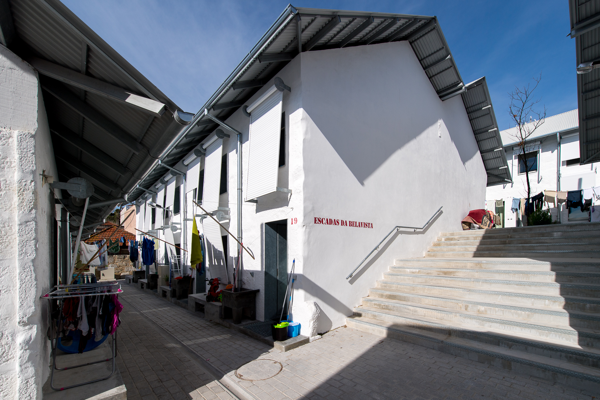 Ilha municipal da Bela Vista, que foi recentemente reabilitada / Miguel Nogueira/CMP