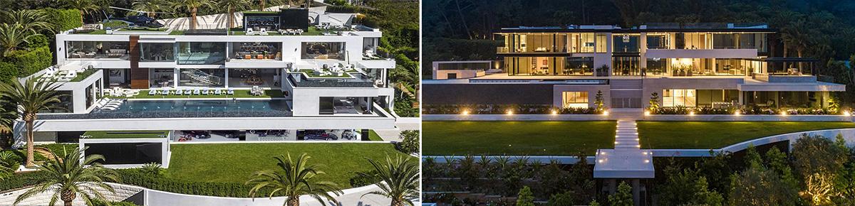 02c71b883ec A casa mais cara dos EUA está à venda com 25% de desconto: custa ...