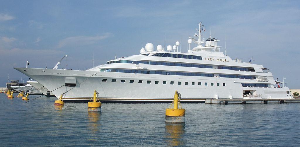 Lady Moura (187 milhões de euros)
