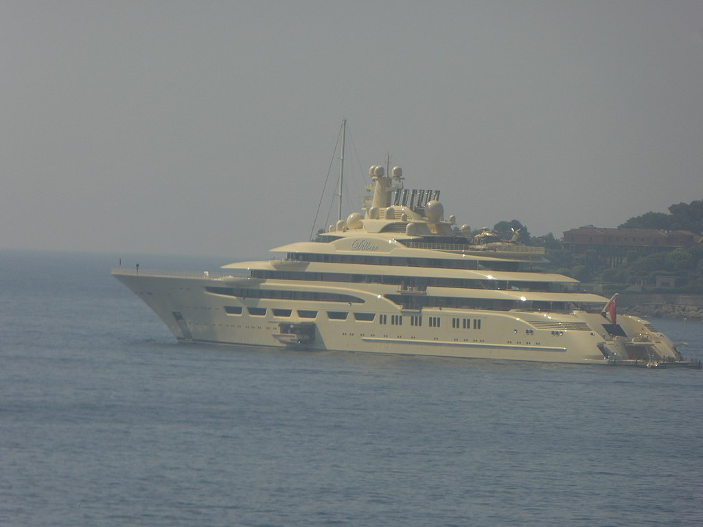 Dilbar (234 milhões de euros)