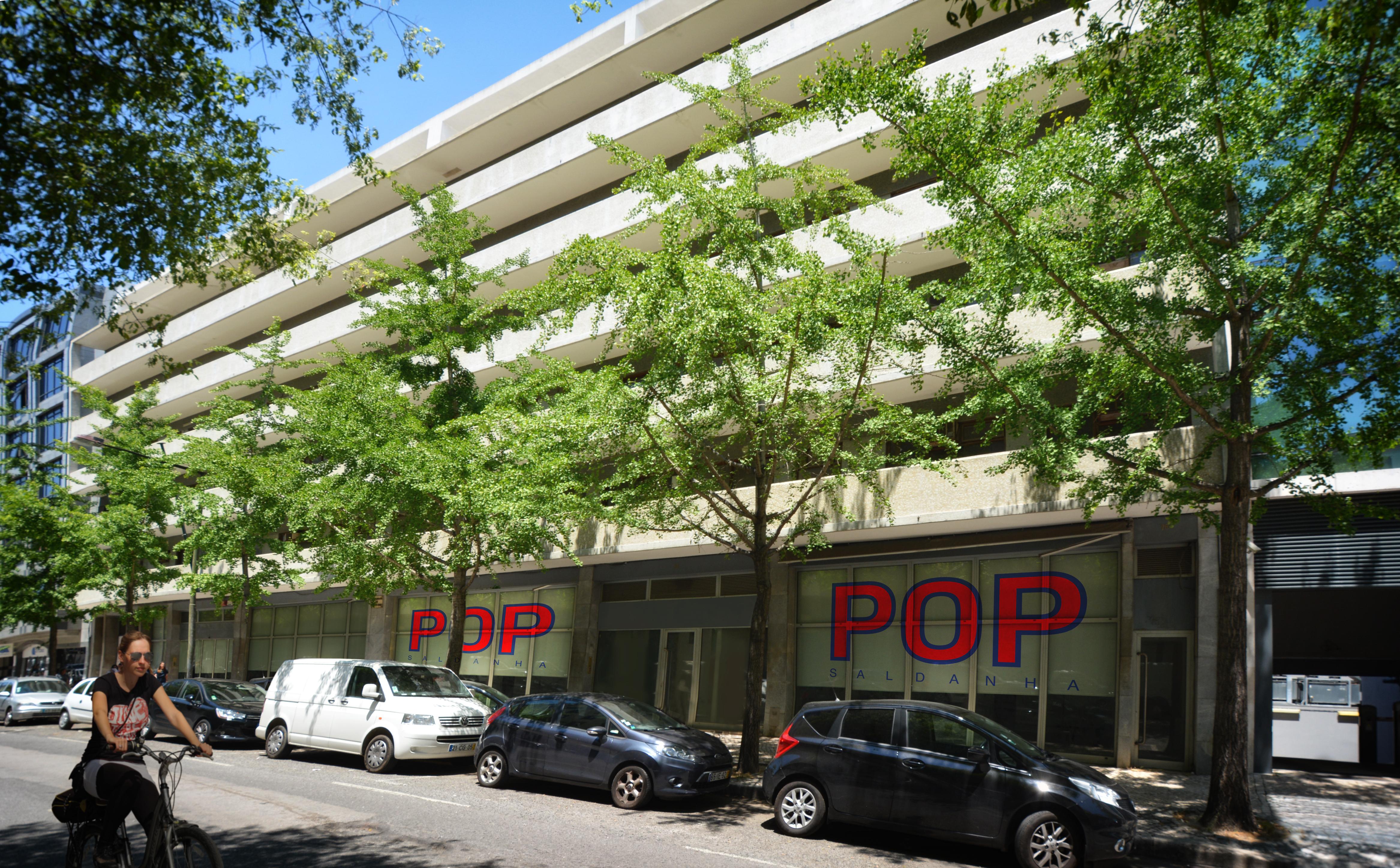 Projeto Pop Saldanha, em Lisboa, representa um investimento de 25 milhões de euros / Civilria