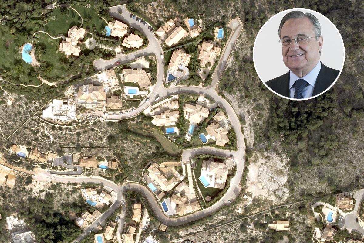 Casa foi vendida por 30 milhões de euros