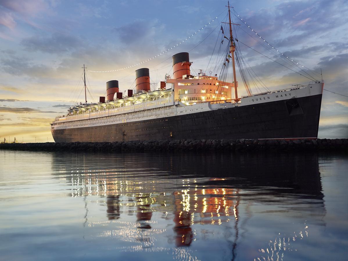 O barco fantasma de Long Beach