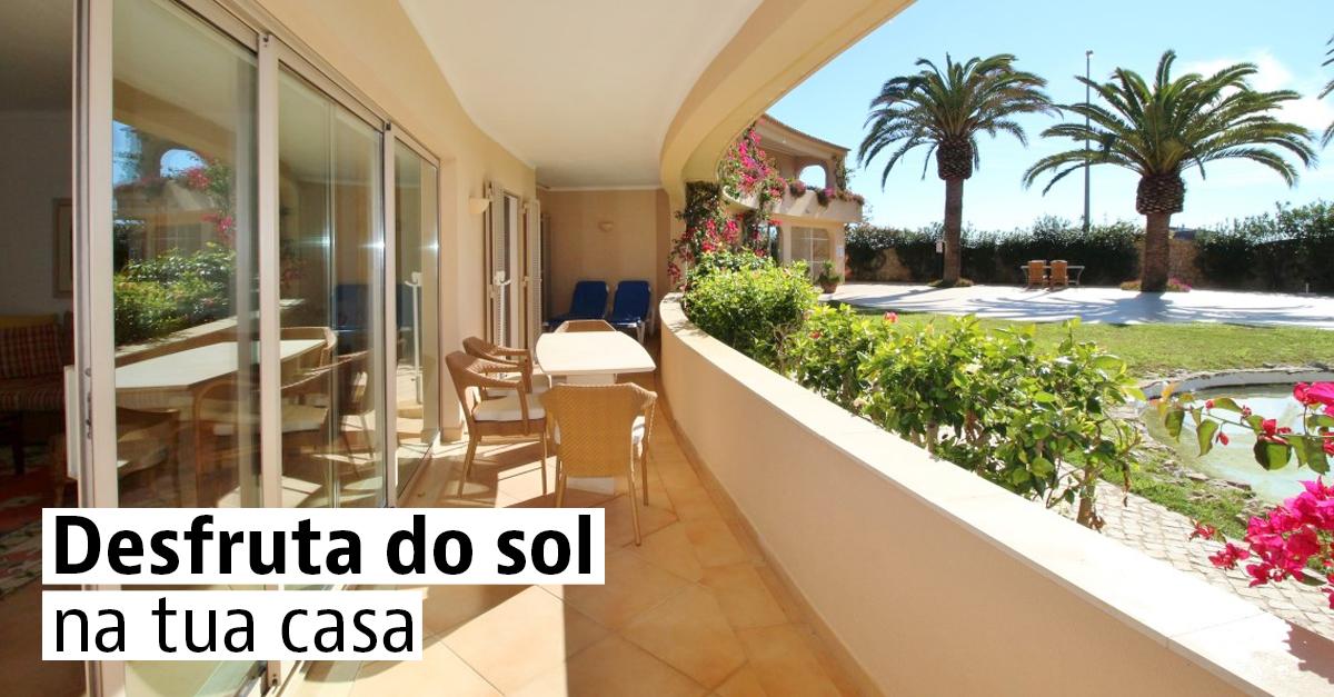 Apartamentos à venda com terraço
