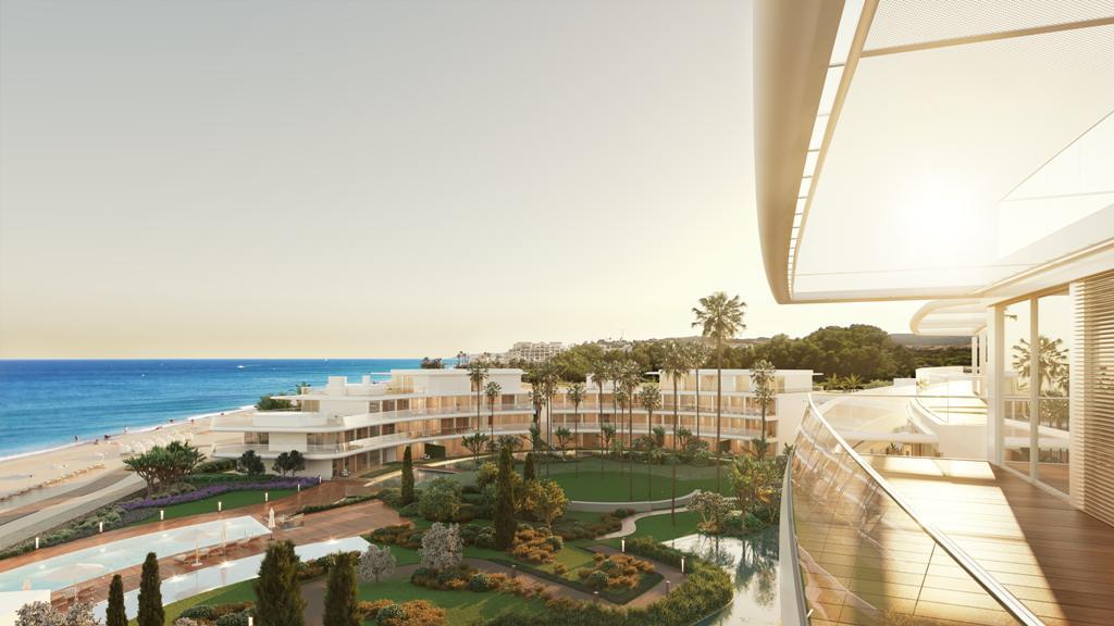 The Edge (Málaga), um complexo residencial criado por Rafael de La-Hoz / Kronos Homes