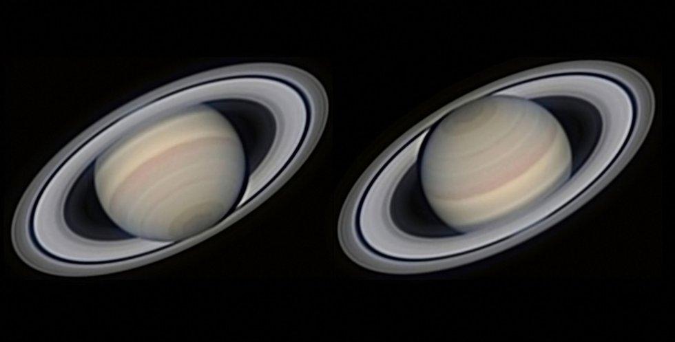 Dueto de Saturno