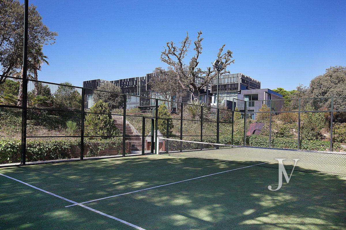 A mansão perfeita para desportistas