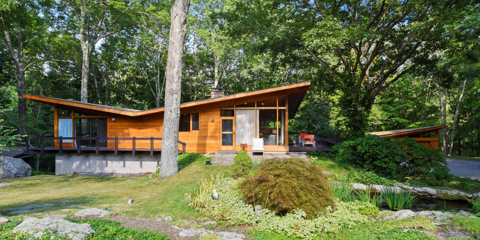 Um espaço ideal para relaxar e contemplar a natureza