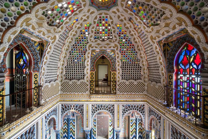Mosaicos de todas as cores