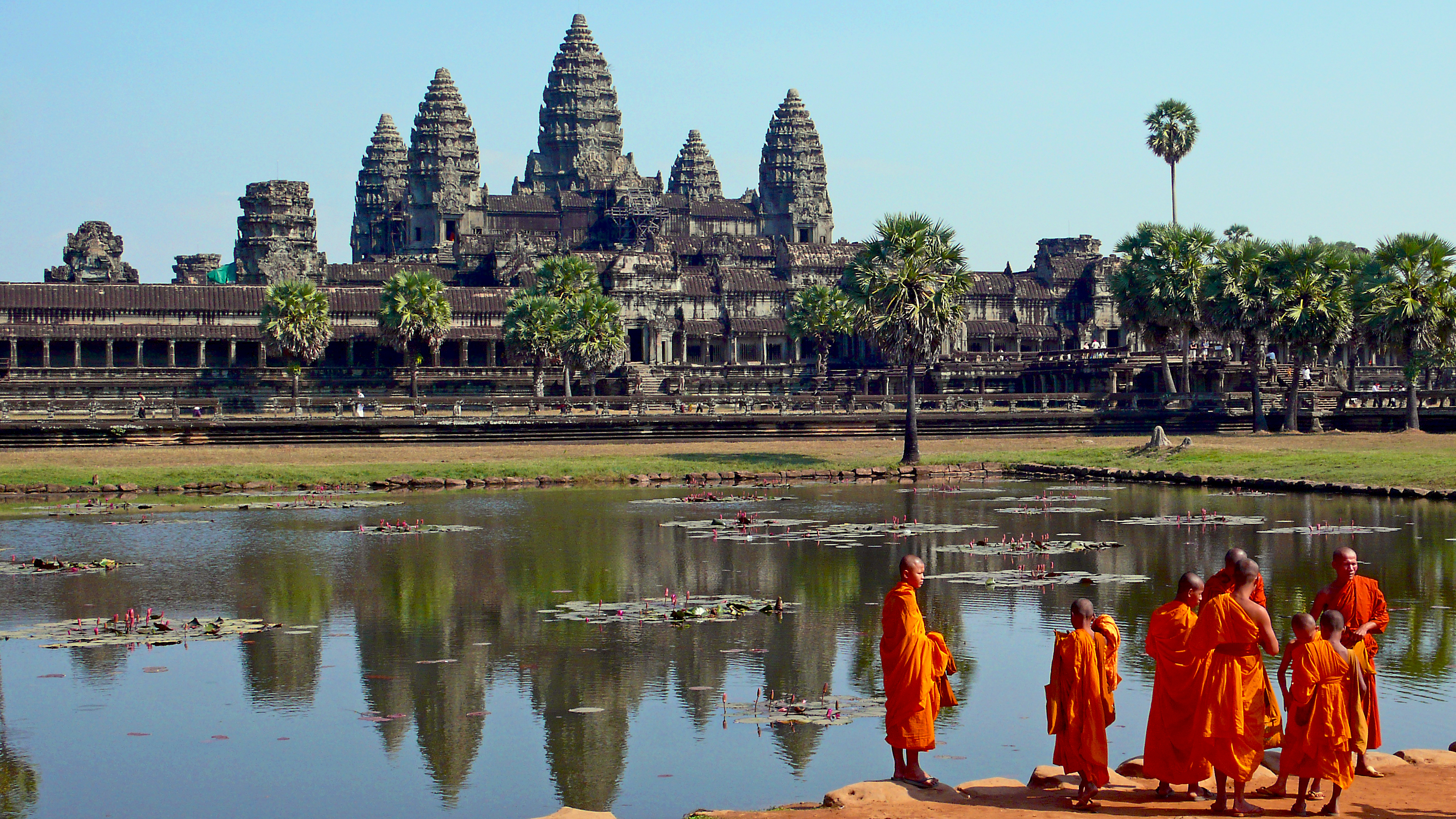 Angkor Wat, Tailândia