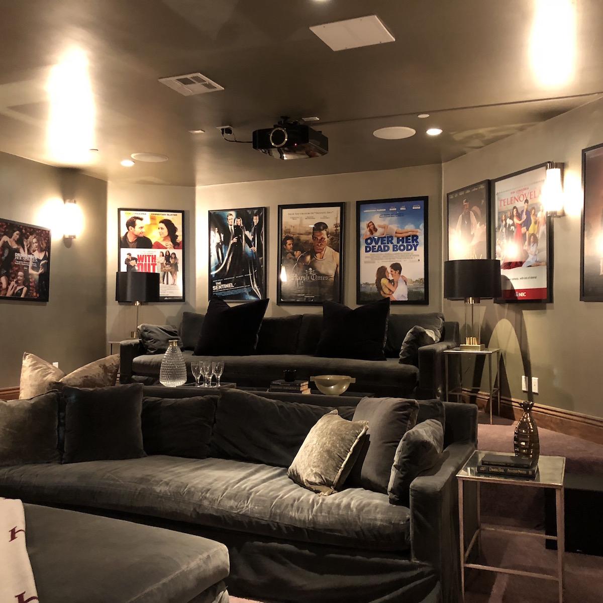 Cinema privado