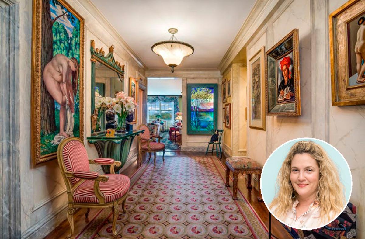 Apartamento que a atriz terá visto na 965 Fifth Avenue / Douglas Elliman