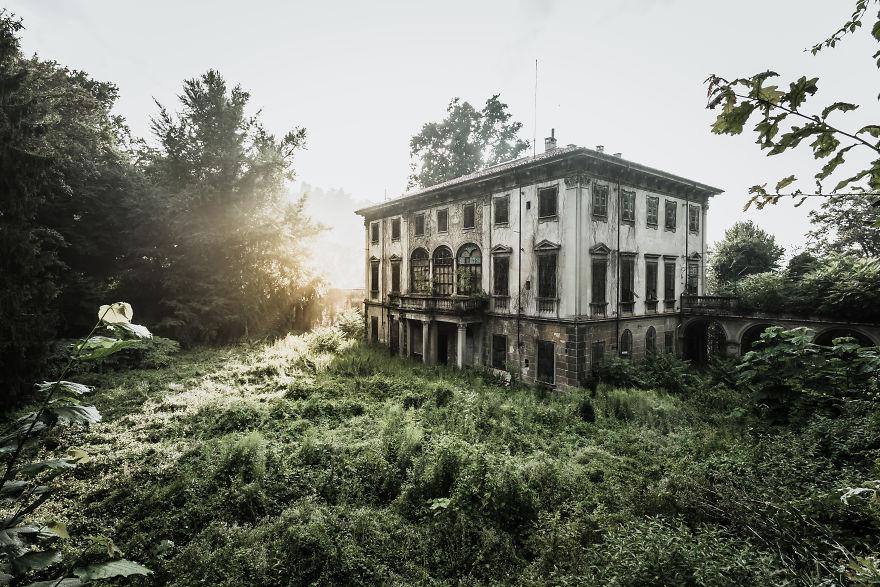 """""""Villa"""" em Itália"""