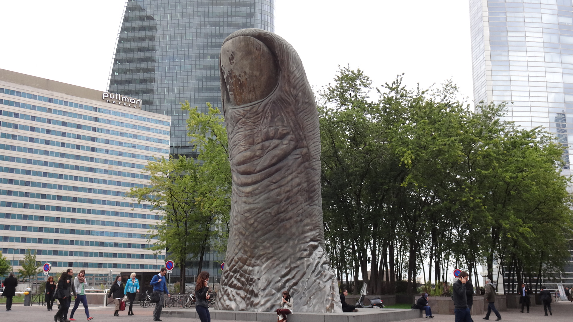 O polegar