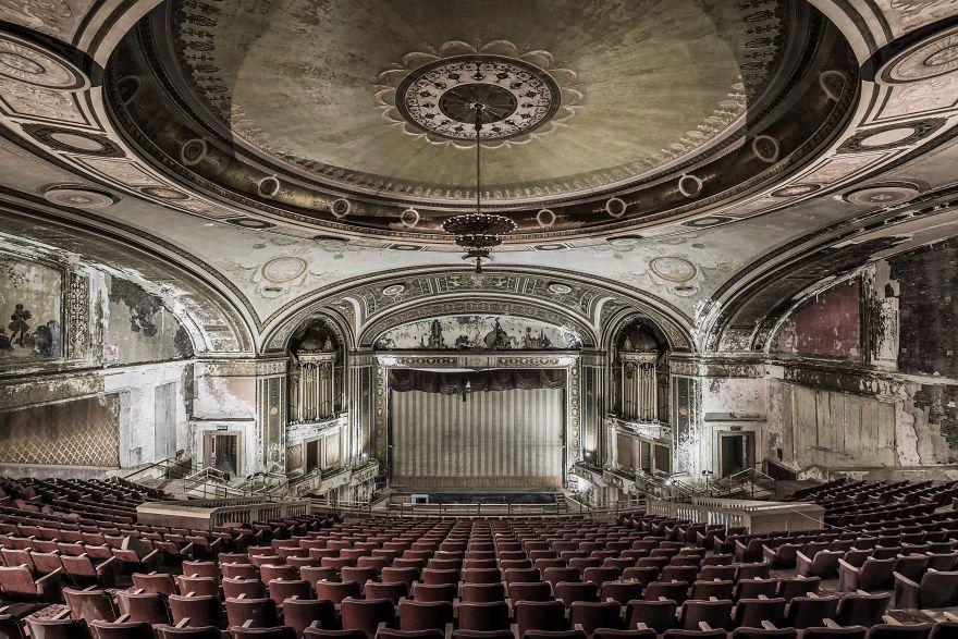 Teatro nos EUA