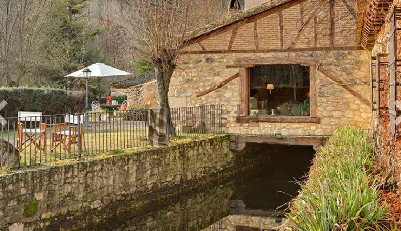 Uma magnífica propriedade localizada em Segovia
