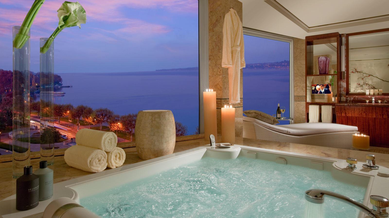 Passar uma noite nesta suite custa mais de 68.000 euros