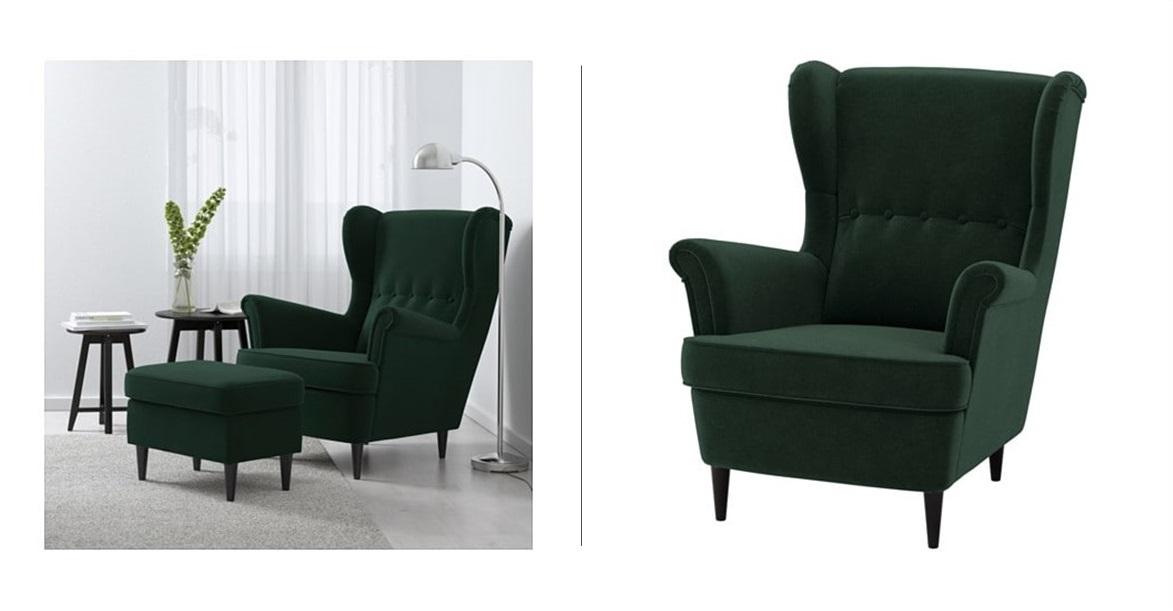 Esta poltrona, por exemplo, custa 249 euros e poderá valer 1.625 euros / Ikea