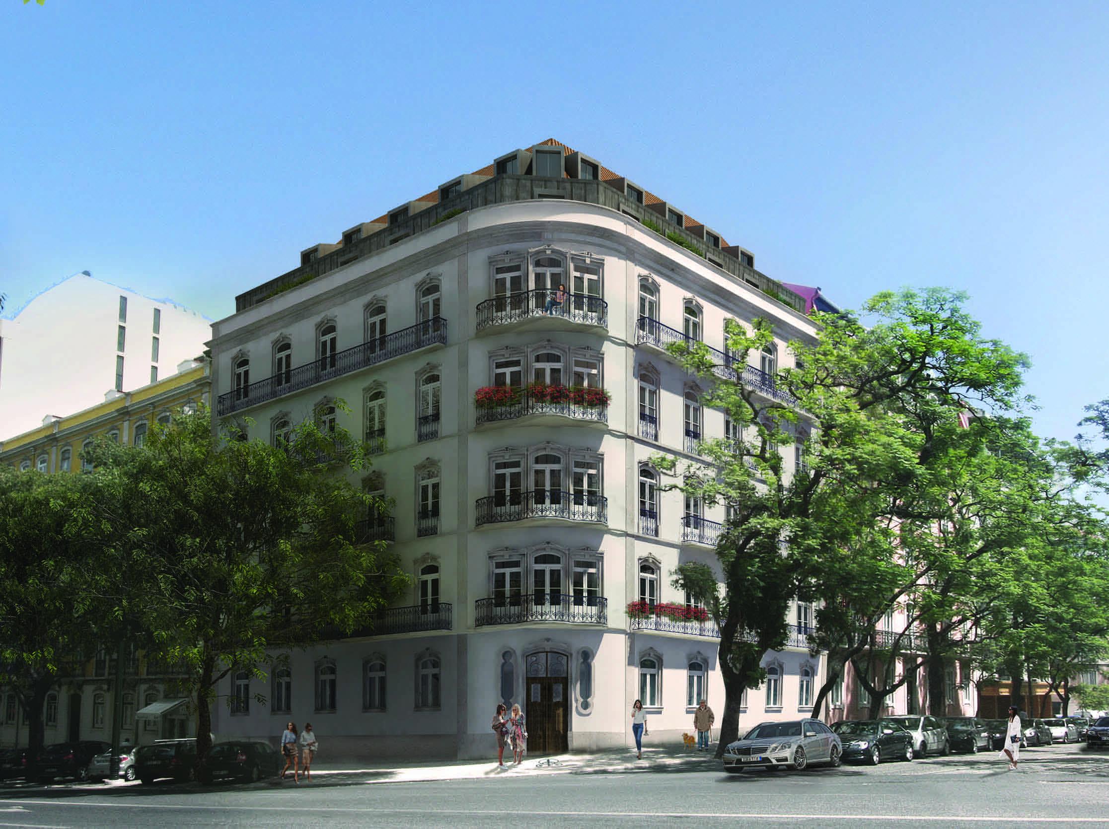 Rua Alexandre Herculano nº41 / Louvre Properties