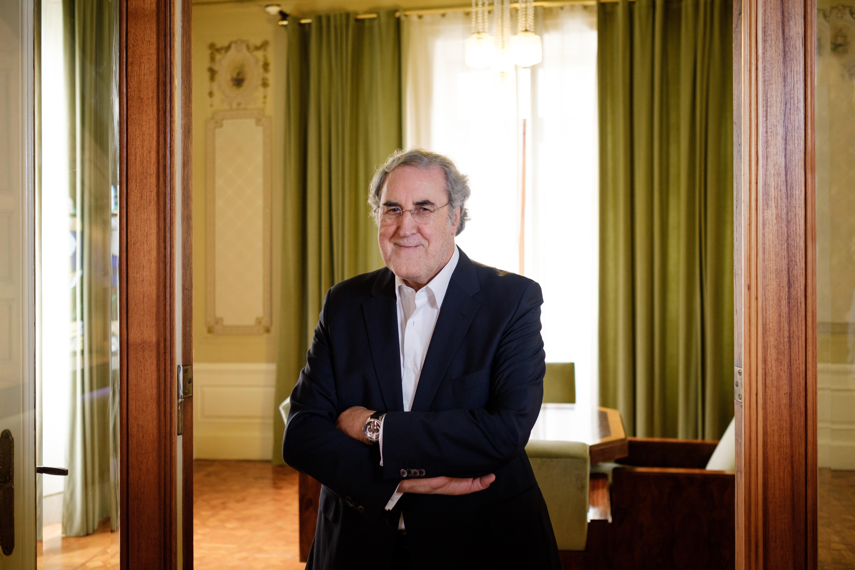 Manuel Reis Campos, presidente da AICCOPN / AICCOPN