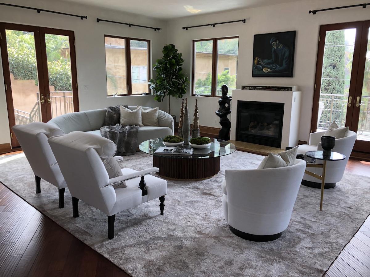 Outra sala de estar...