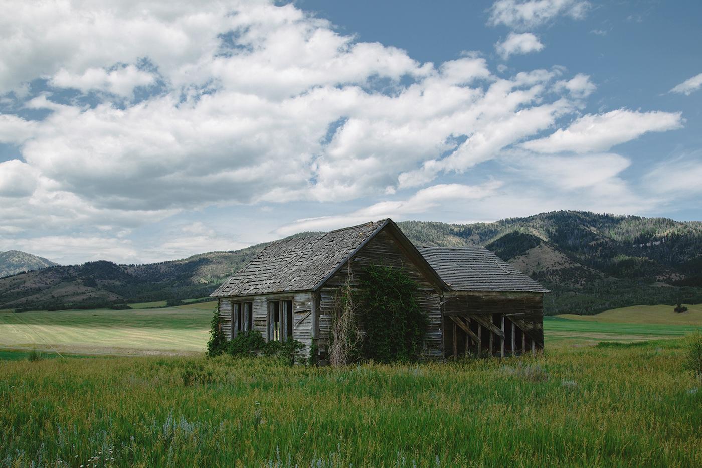 Wyoming, Estados Unidos / Brendon Burton