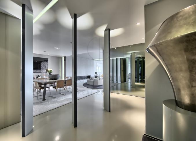 Esta apartamento T3+2 em Lisboa está anunciado para venda por 1,8 milhões de euros.  / Quintela e Penalva – Real Estate