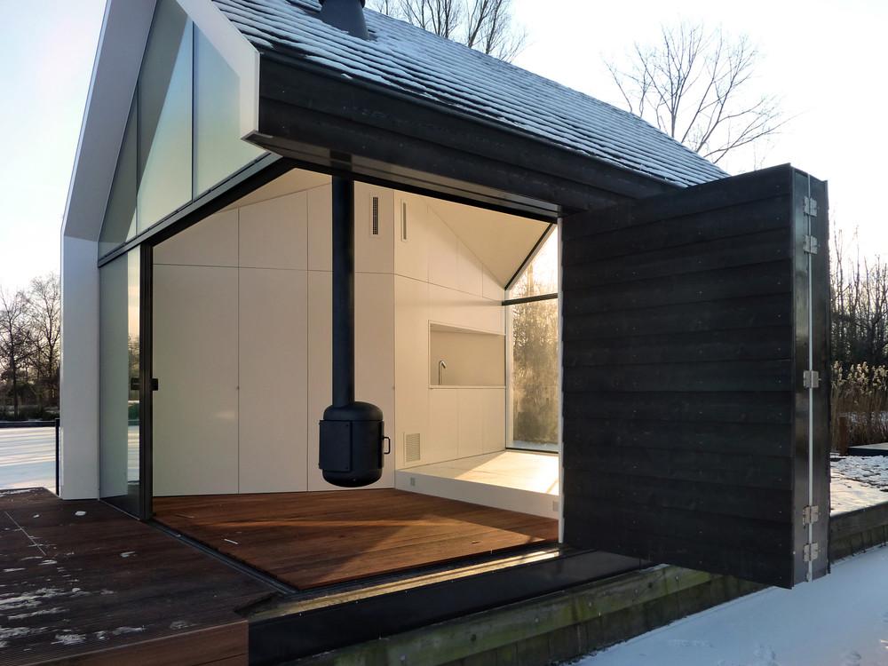 Island house, da 2by4 Architects