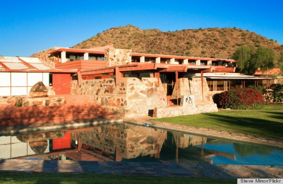 Frank Lloyd Wright's, Arizona (EUA)