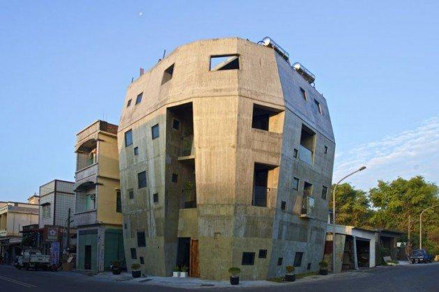Musee De La Roche Corail, Taiwan