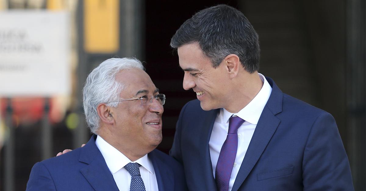 António Costa olha para as socimi da vizinha Espanha - liderada por Pedro Sánchez - para se inspirar / Gtres