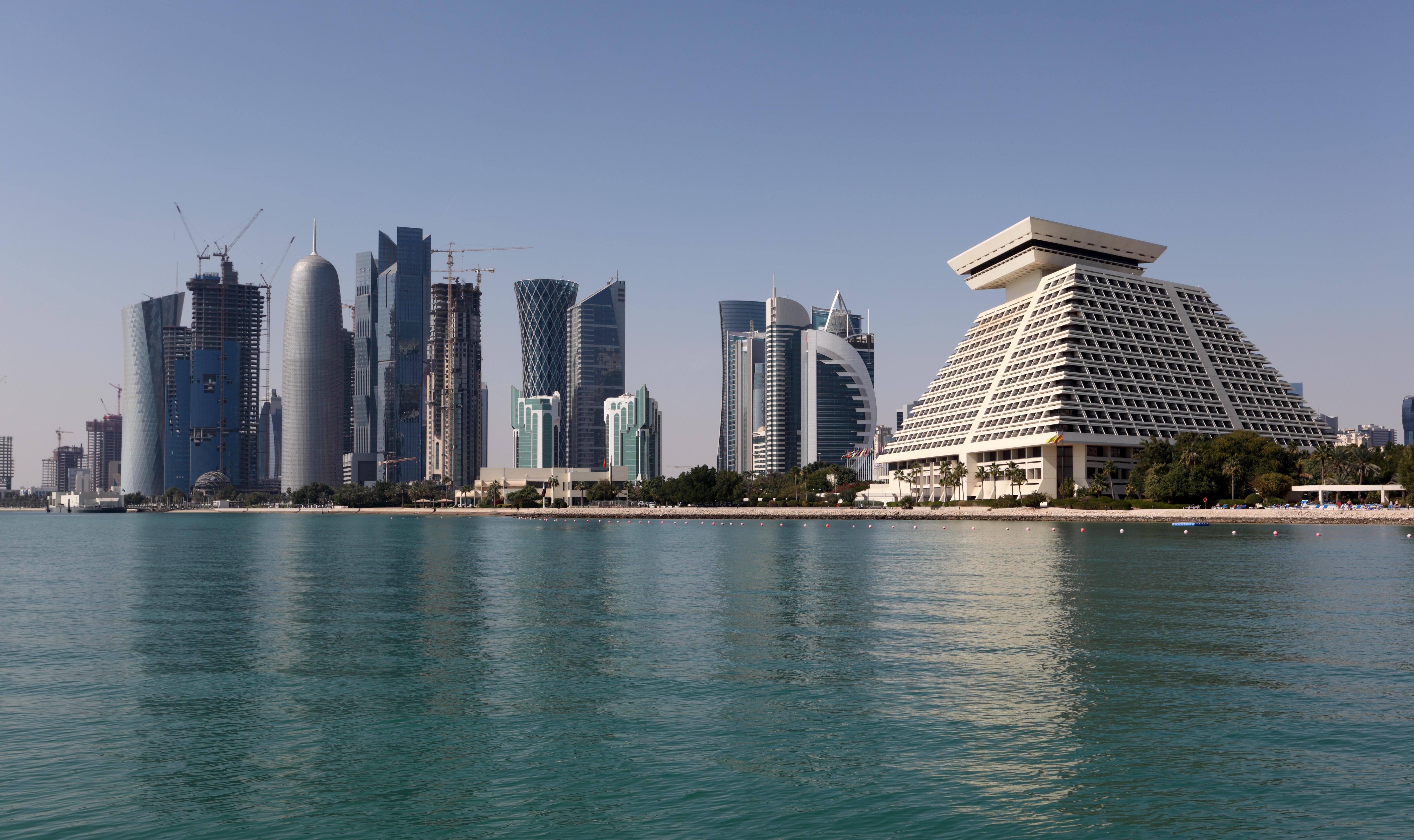 Doha, no Qatar / Gtres