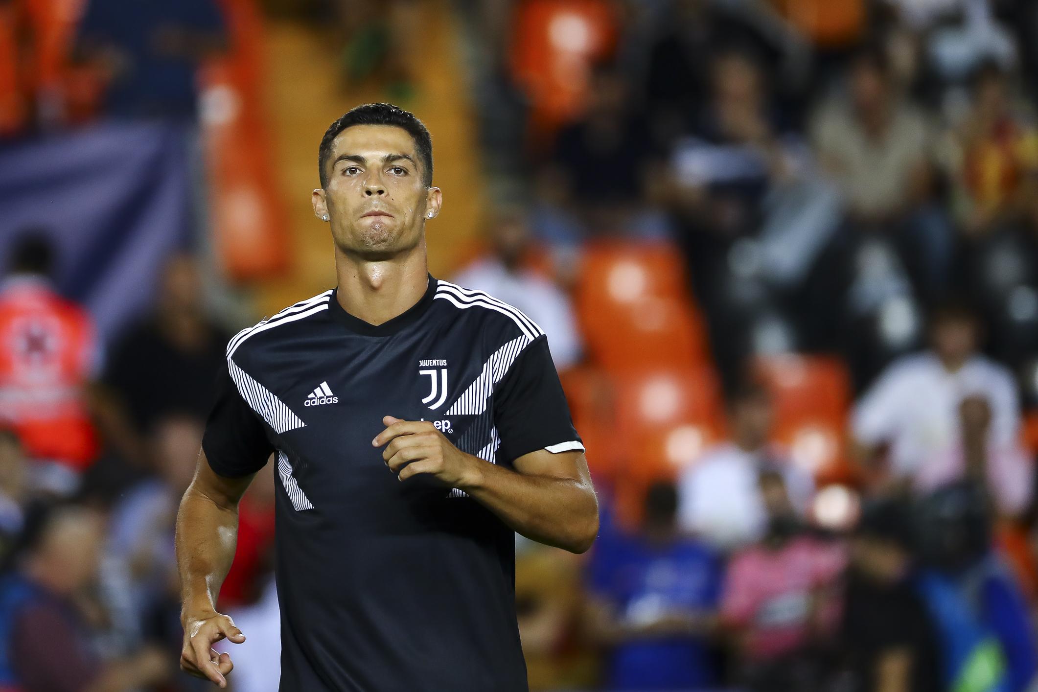 A nova estrela da Juventus ocupa o Top 3 dos mais bem pagos / Gtres
